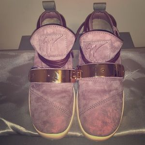 Giuseppe Zanetti Donna Sneakers